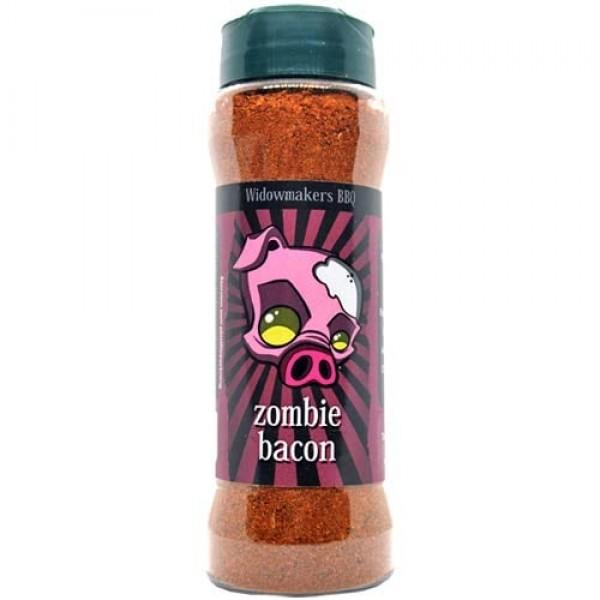 Zombie Bacon BBQ Rub