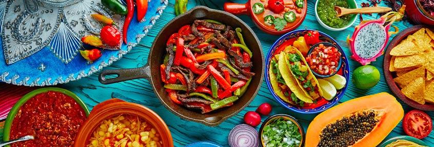 Mexikanische Spezialitäten