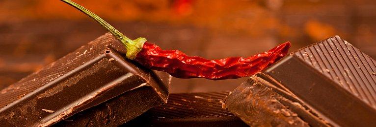 Süße Verführung mit Chili