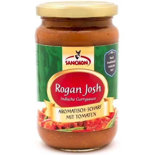 Indische Currysoße Rogan Josh - BIO-