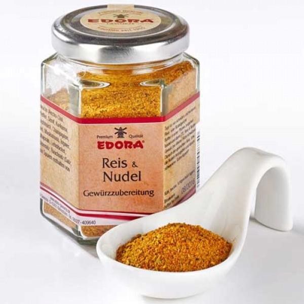 Reis- und Nudel Gewürzzubereitung