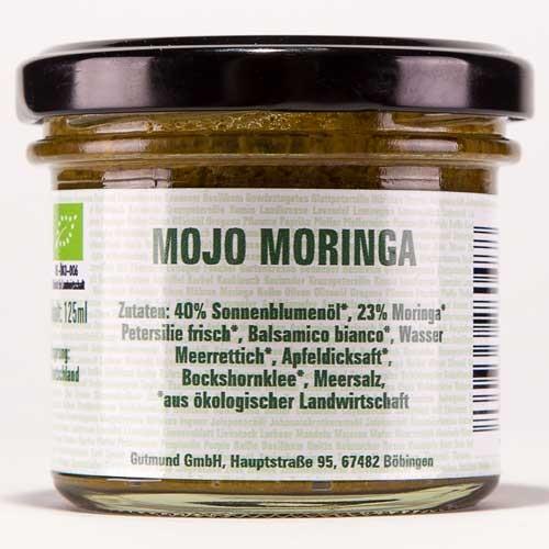 Mojo Moringa -BIO-