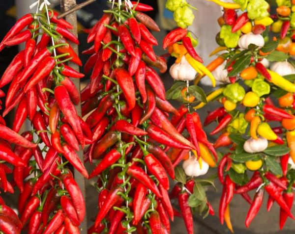 Chilis sind ein echtes Superfood