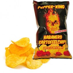 Pepper King Habanero Chips