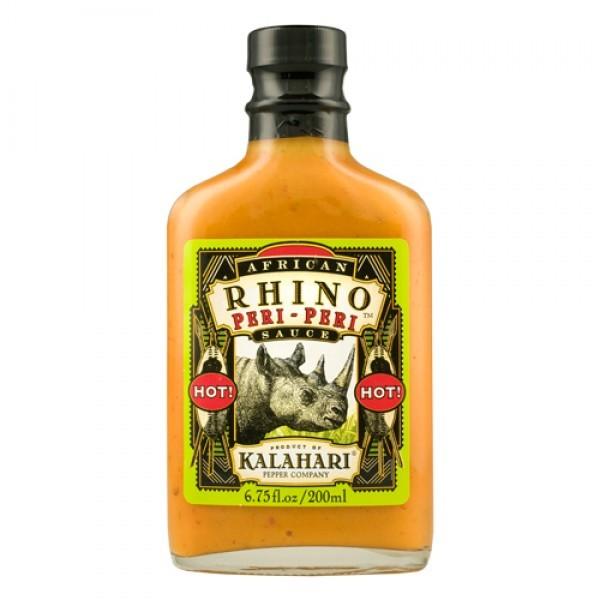 African Rhino Peri-Peri Hot Sauce