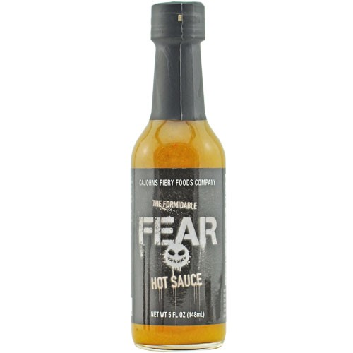 Fear Hot Sauce