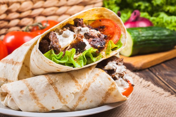 Burritos Pasillados