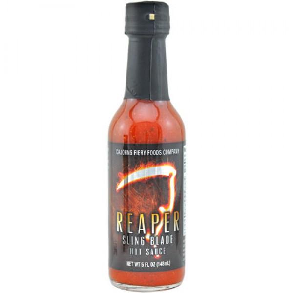 Reaper Sling Blade Hot Sauce