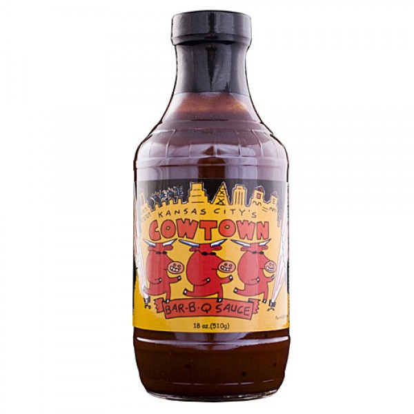 ... & Barbecue / Barbeque Sossen / Kansas City Cowtown Barbecue Sauce