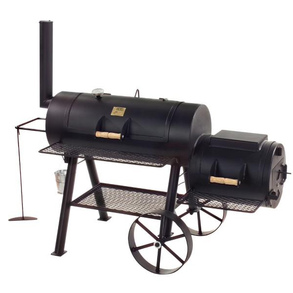 Joes Barbecue Smoker 16 Zoll Longhorn