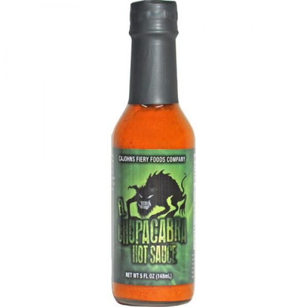 El Chupacabra Hot Sauce