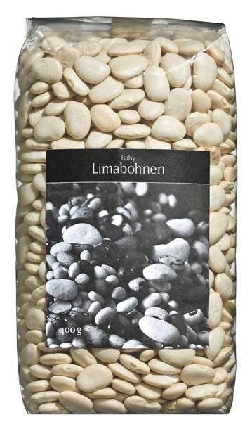 Baby Limabohnen