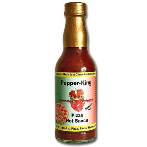 Pepper King Pizza Sauce medium