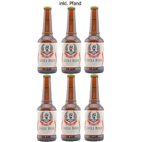Chili Bier Six-Pack