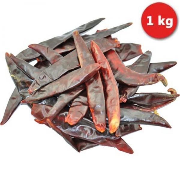 Puya / Pulla Chili ganz, ohne Stiel 1kg