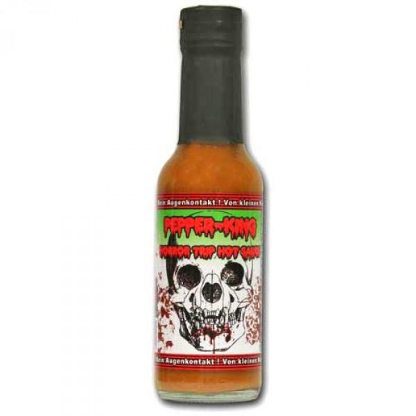 Pepper King Horror Trip Hot Sauce