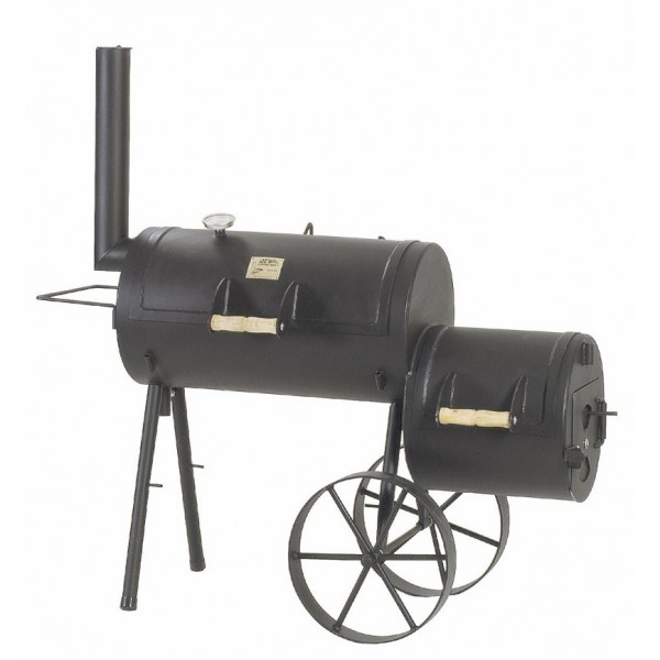 Joes Barbecue Smoker 16 Zoll Wild West