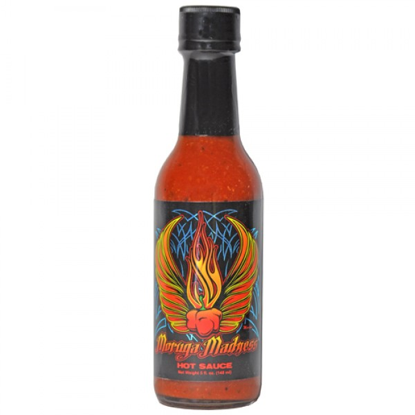 Trinidad Scorpion Moruga Hot Sauce