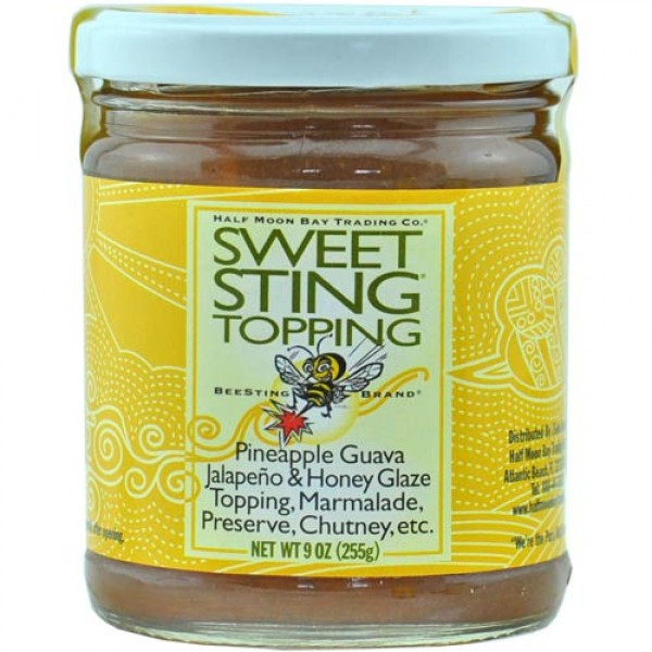 SweetSting Pineapple Guava Glaze