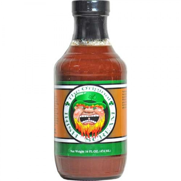 Irish Scream Barbecue Sauce