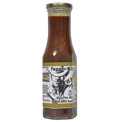 Pepper King Billy the Kid Mild BBQ Sauce