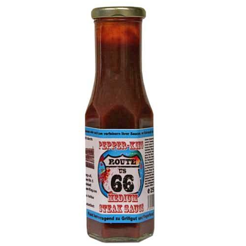 Pepper King Route 66 Steak Sauce medium