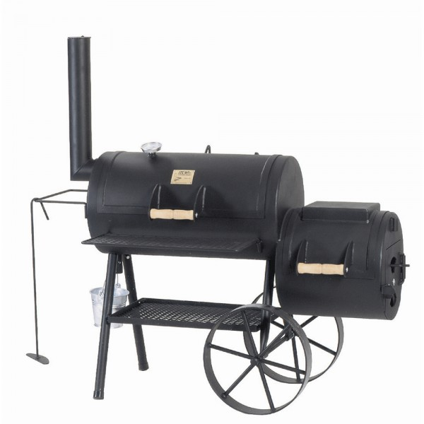 Joes Barbecue Smoker 16 Zoll Special