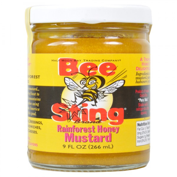 Bee Sting Rainforest Honey Mustard