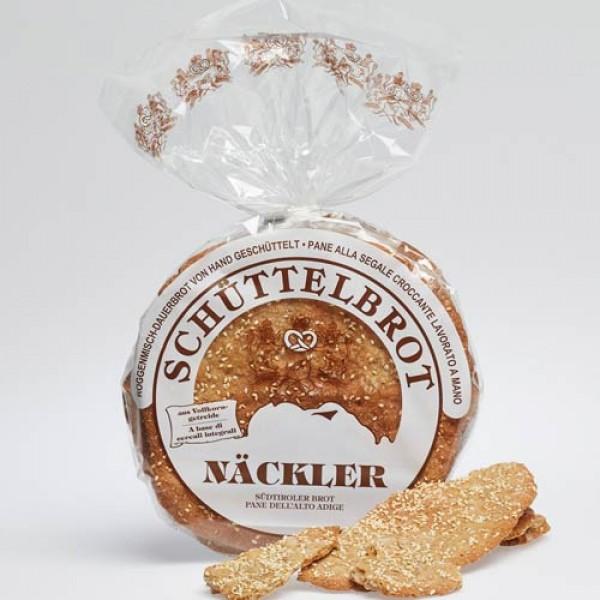 Schüttelbrot Vollkorn Sesam - Näckler