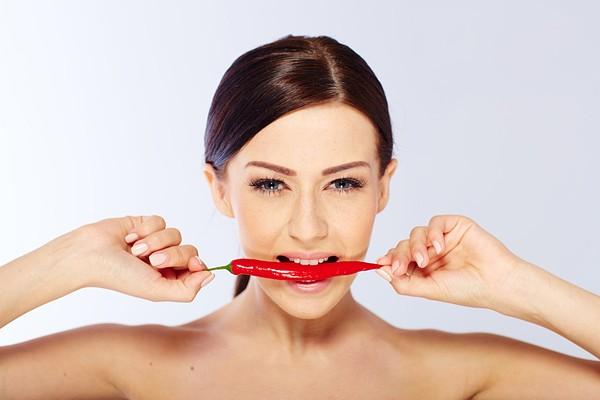 Chili essen macht gesund!