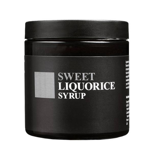 Süßer Lakritz-Sirup