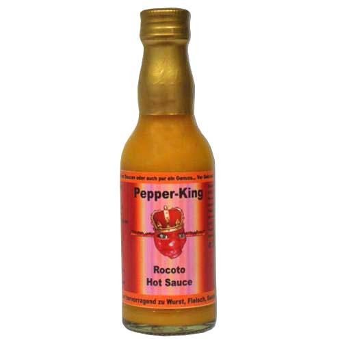 Pepper King Rocoto Hot Sauce