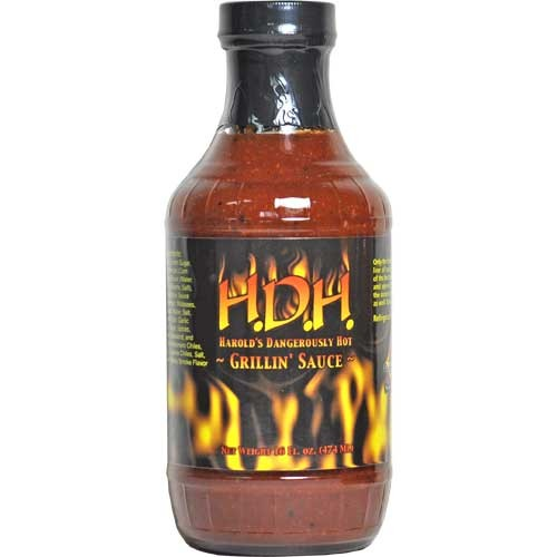 HDH Barbecue Sauce