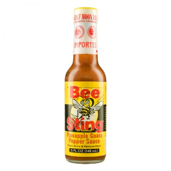 Bee Sting Pineapple Guave Pepper Sauce