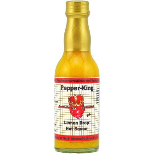 Pepper King Lemon Drop Hot Sauce