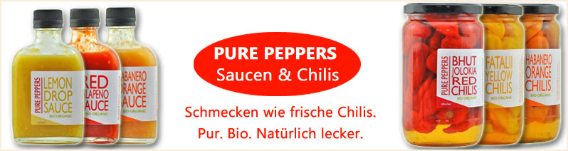 Pure Peppers