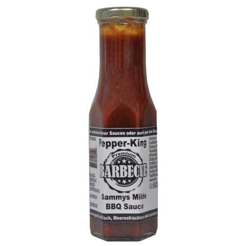 Pepper-King Sammys Milde BBQ Sauce