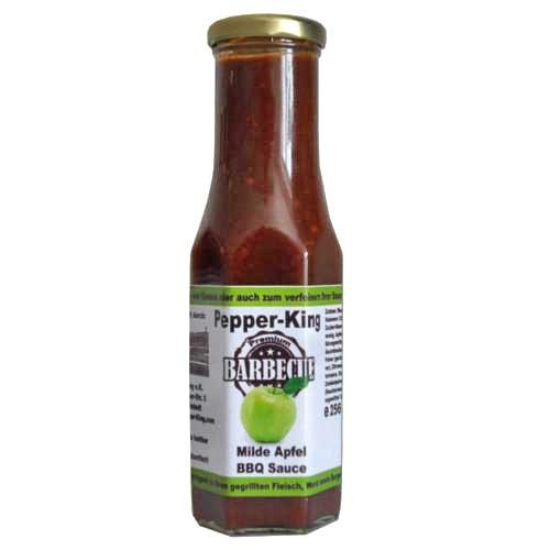 Pepper King Milde Apfel BBQ Sauce