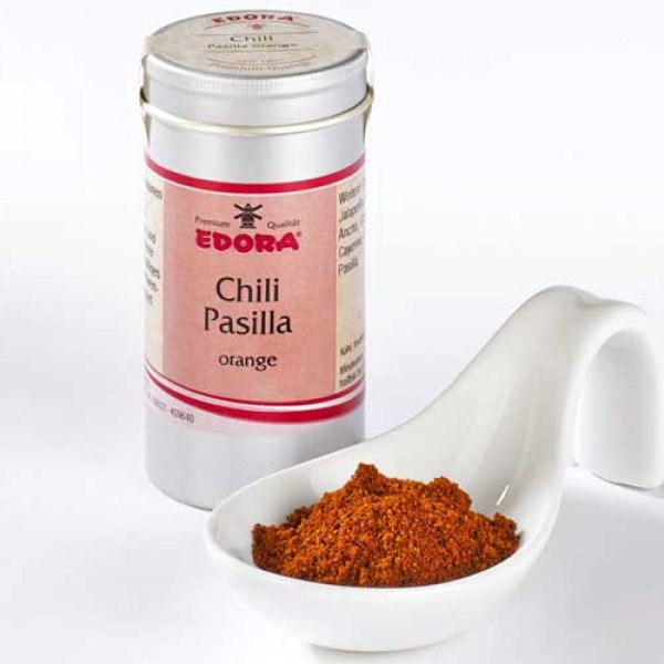 Chili Pasilla orange