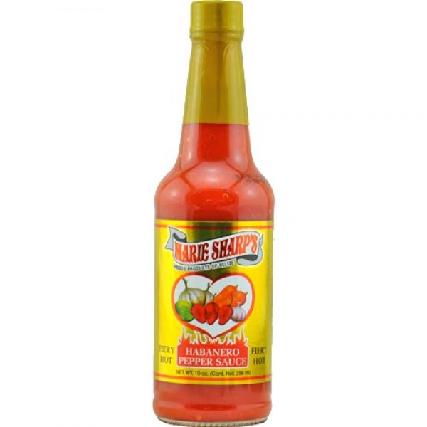 Marie Sharps Fiery Hot Habanero Sauce 296ml