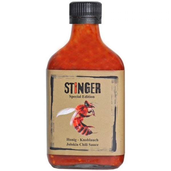 Stinger Jolokia Hot Sauce