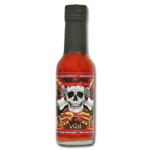 Pepper King Fire Blaster Hot Sauce