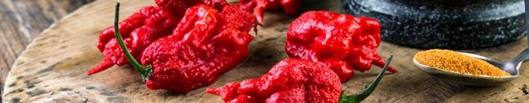 Super hot Chilis