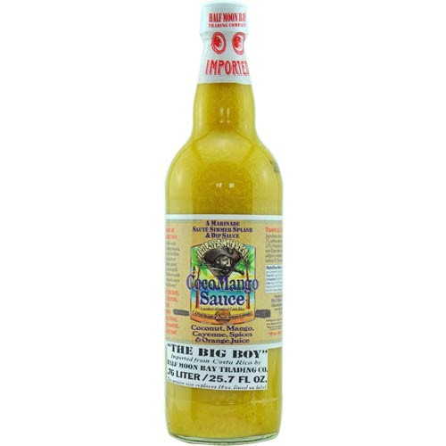 Pirates Coco-Mango-Curry Sauce 0,76 Liter