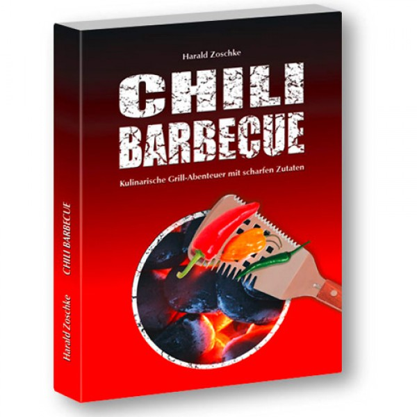 Chili Barbecue Buch