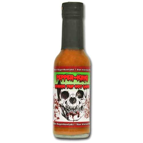 Pepper King Horror Trip Hot Sauce