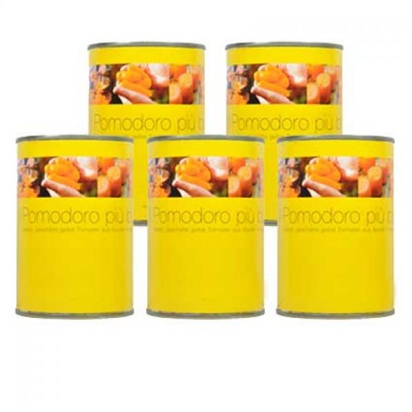 San Marzano Tomaten gelb im 5er Spar-Set
