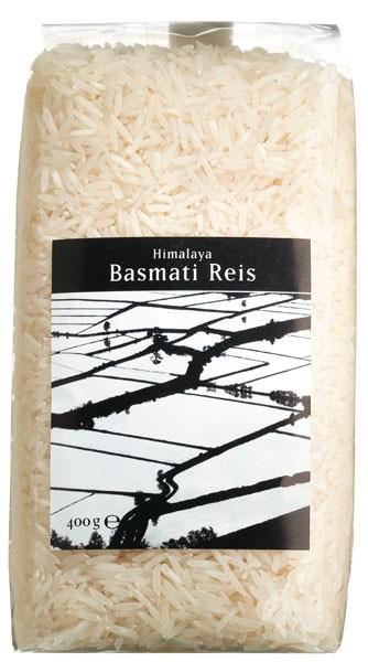 Basmati-Reis