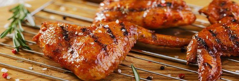 Chicken Wing Saucen
