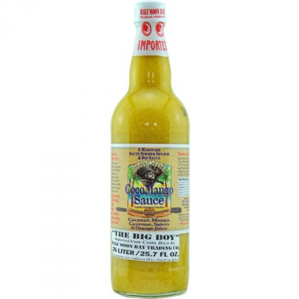 Pirates Coco-Mango-Curry Sauce 0,76 Liter